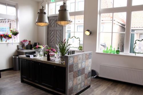 Keuken in het Wadhuus op Terschelling